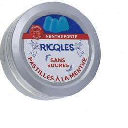 RICQLES PASTILLES MENTHE SANS SUCRE 50G