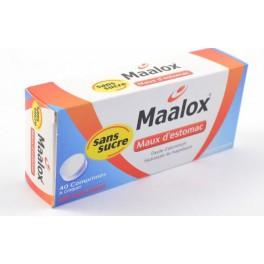 MAALOX Maux d'estomac, 40 Cp S/S