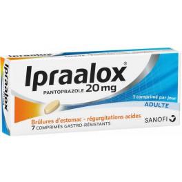 IPRAALOX 20MG,  7Cp
