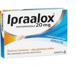 IPRAALOX 20MG, 14 COMPRIMES