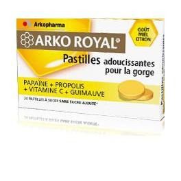 ARKO ROYAL PASTILLES PROPOLIS MIEL CITRON