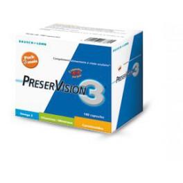 PRESERVISION 3 180 capsules