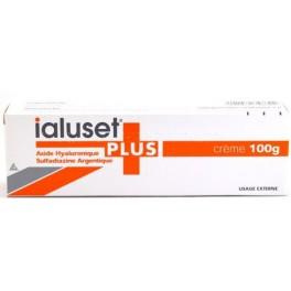 IALUSET PLUS CREME 100G