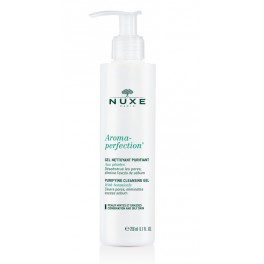 NUXE AROMA PERFECTION GEL NETTOYANT FL200ML