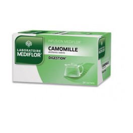 EXTRANET MEDIFLOR CAMOMILLE 24