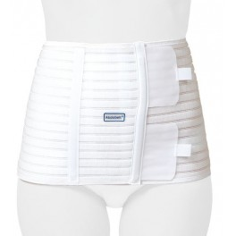 SM ORTHO ABDOBELT 18CM BLANCHE TAILLE 5
