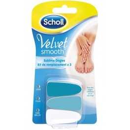 SCHOLL SUBLIME ONGLE RECHARGES