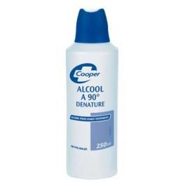 COOPER ALCOOL DENATURE 250ML