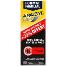 APAISYL XPERT POUX ET LENTES
